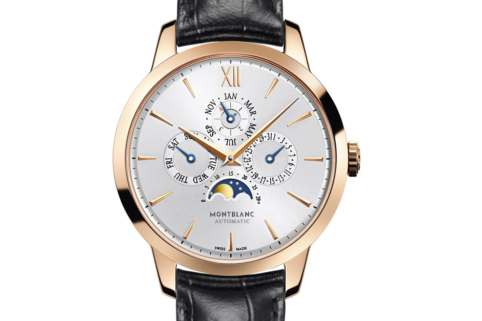 The New Montblanc Meisterstuck Heritage Perpetual Calendar ...