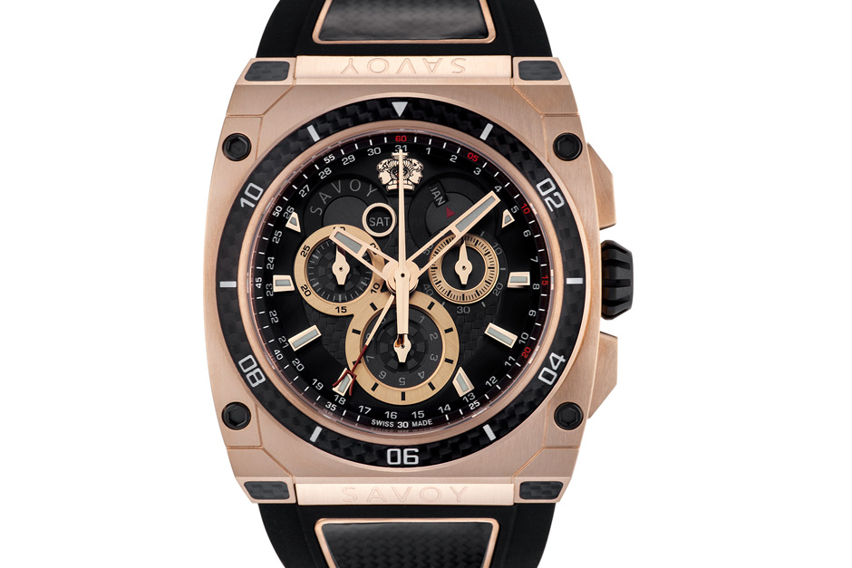 The New Savoy Icon Extreme 43 Carbon Limited Edition ...