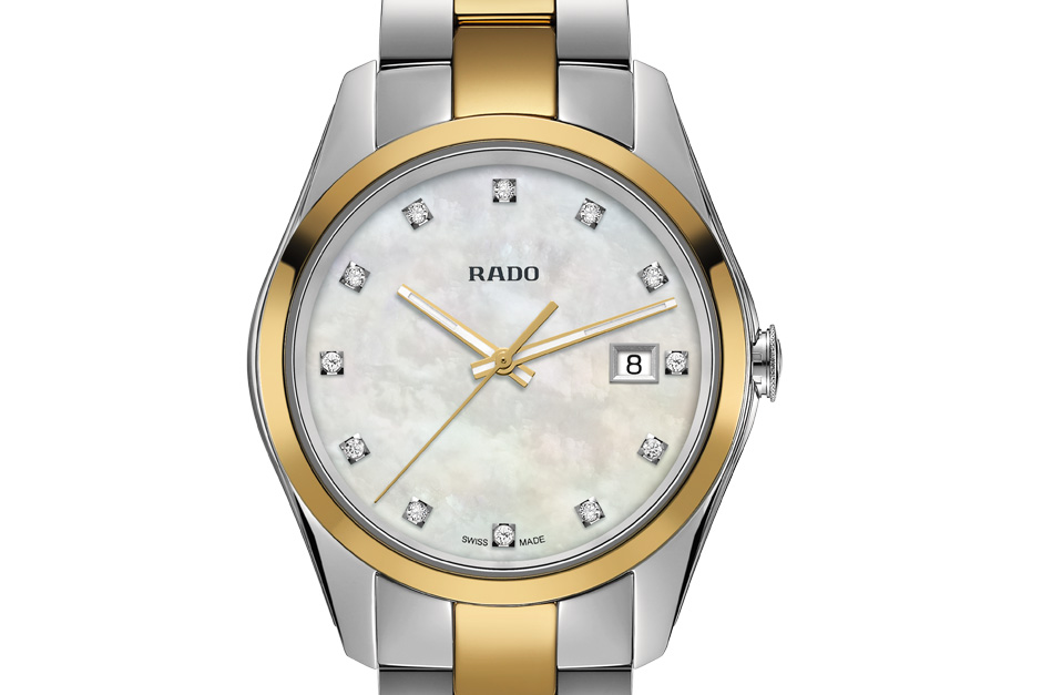The Rado Hyperchrome Quartz Jubilé S