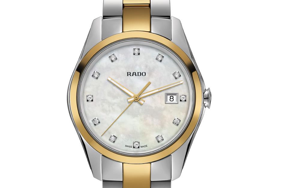 The Rado Hyperchrome Quartz Jubilé S