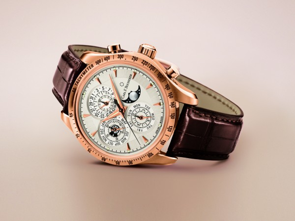 Carl F. Bucherer Manero ChronoPerpetual Limited Edition