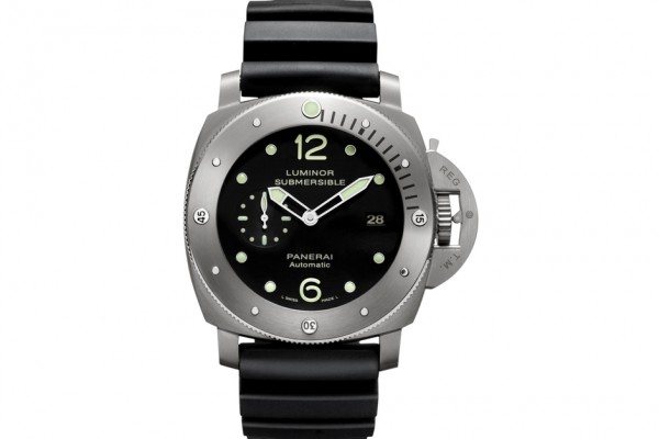 Panerai Luminor Submersible 1950 3 Days Automatic Titanio 47mm