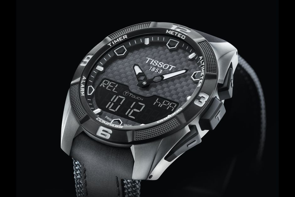 The Tissot T Touch Expert Solar