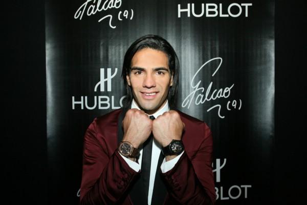 RAdamel Falcao Hublot