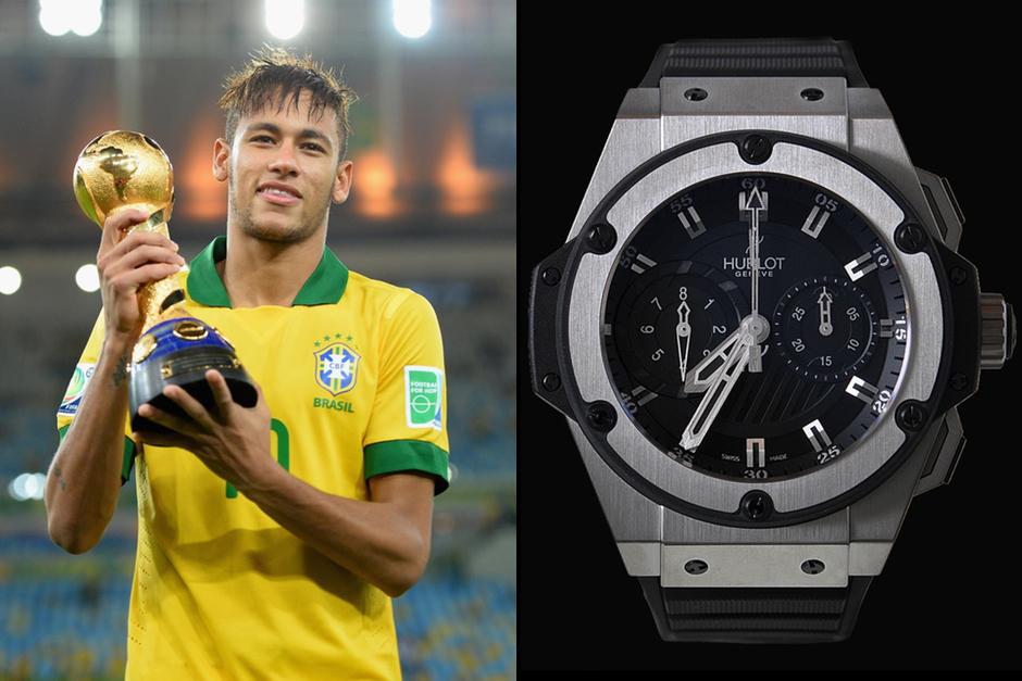 Neymar Hublot