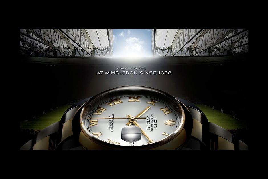 Top Ten Watches Wimbledon Tennis Stars are Wearing
