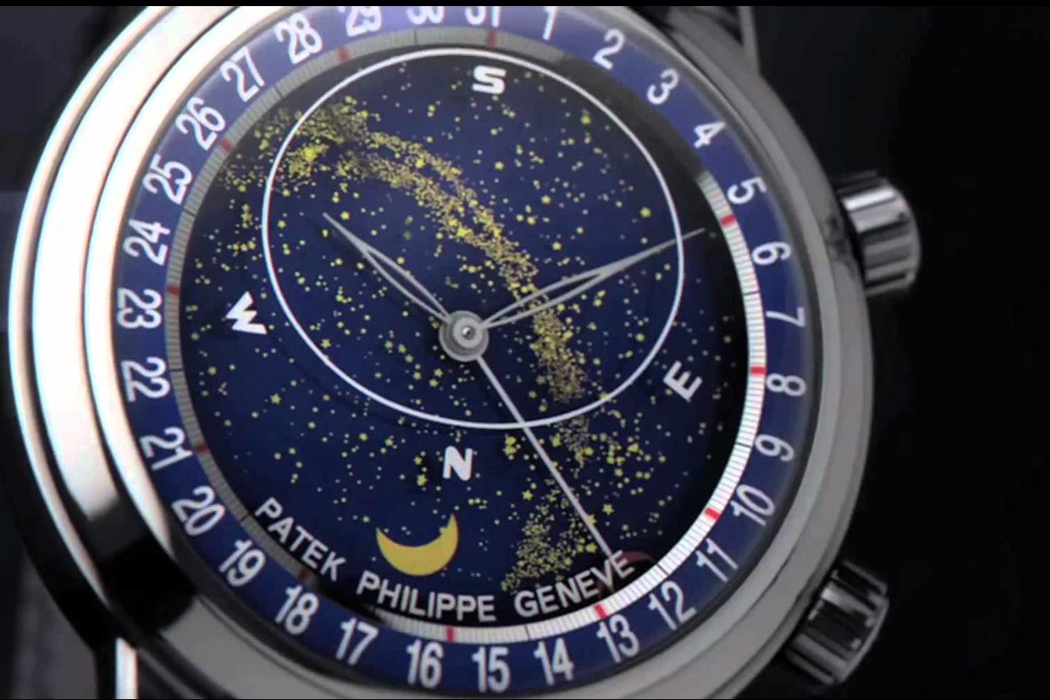 ней осталось часы patek philippe sky moon инструкция есть