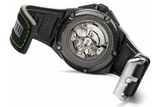 6e531fbfd8b IWC Ingenieur Automatic Carbon Performance Ceramic - Watch Marvel