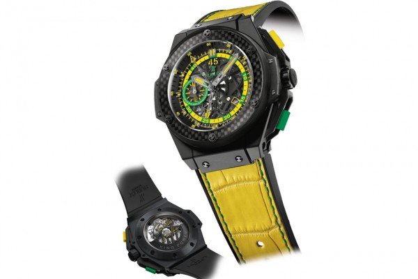 Hublot King Power Scolari