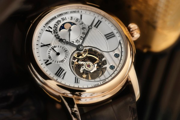 Frederique Constant Heart Beat Manufacture Calibre FC-945