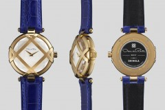 Oscar de la Renta and Shinola Present the Lattice Watch
