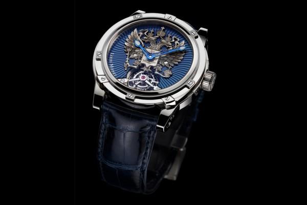 Louis Moinet Russian Eagle Tourbillon Limited Edition