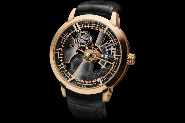 Hysek IO Skeleton Tourbillon 49mm