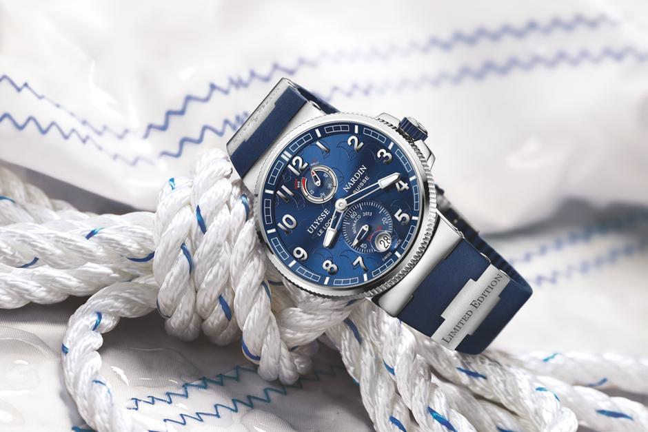 Ulysse Nardin Marine Diver - Monaco Limited