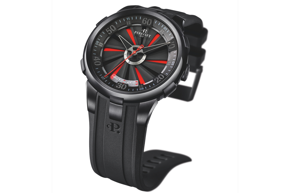 Perrelet Turbine XL Red