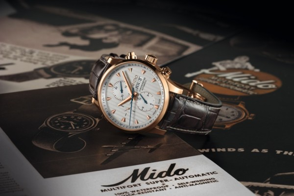 Mido Multifort Limited Edition Heritage