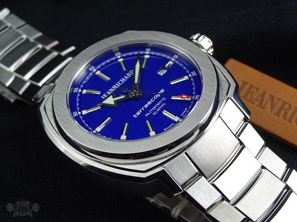 JeanRichard Terrascope Blue