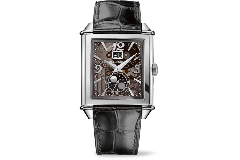 Girard Perregaux 1945 Vintage Large Date Moon Phases