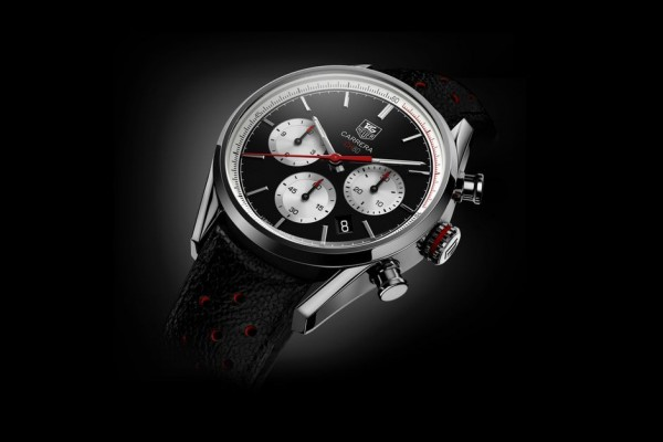 The TAG Heuer Carrera Calibre CH 80 Chronograph 41mm 5