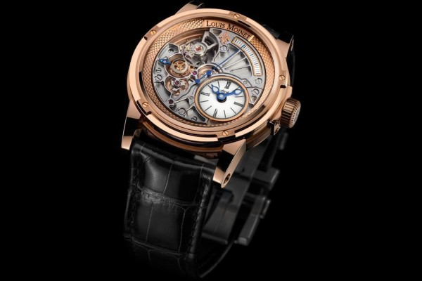 The Louis Moinet 20 Second Tempograph 1