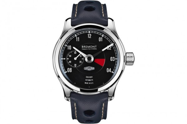 Bremont Lightweight E-Type Jaguar Limited Edition
