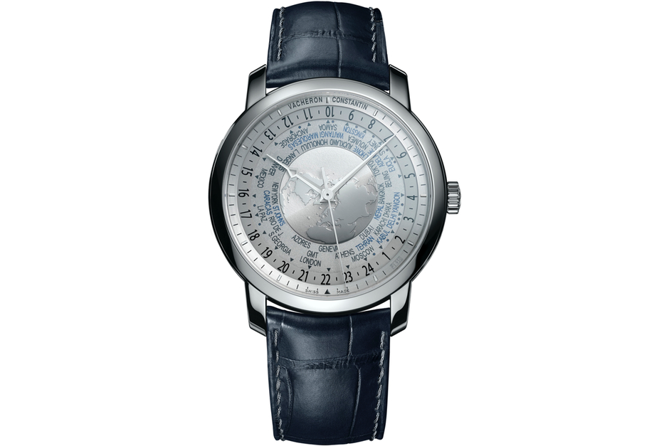 The Vacheron Constantin Excellence Platine Traditionelle World Time