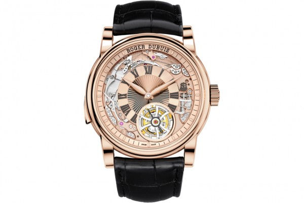 Roger Dubuis Hommage Minute Repeater