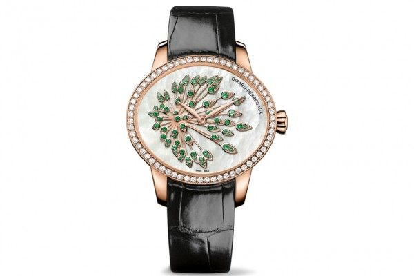 "Girard Perregaux ""Protect What Is Precious"" Cat's Eye"