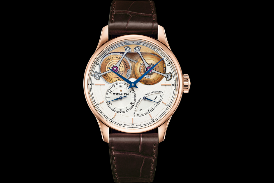 Zenith Academy Georges Favre-Jacot 150 Years